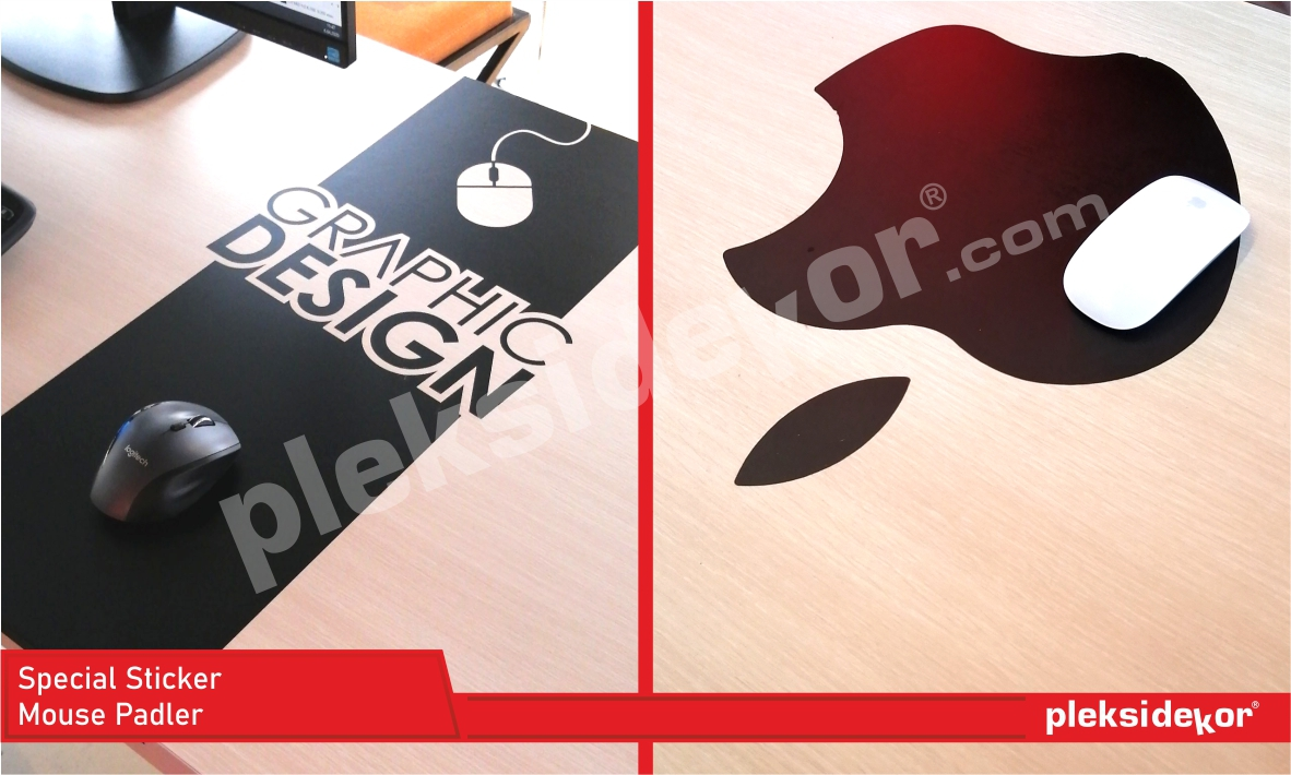 Sticker Mouse Pad